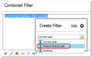 Step 3 - Create 2nd filter
