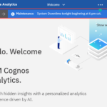 Find out more about IBM's latest release of IBM Cognos Analytics 11.1.4