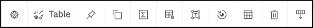 Visualization toolbar Cognos Analytics 11.1.6