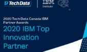 NewIntelligence wins Tech Data's 2020 IBM Top Innovation Partner Award